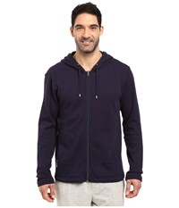 Ugg Bownes Hoodie Navy Men's Clothing