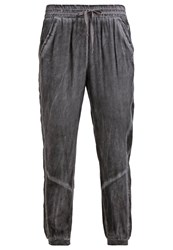 True Religion Trousers Castle Rock Black