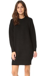 Demy Lee Tessie Sweater Dress Black