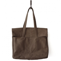 Fold Weekender In Tobacco Canvas Made In Usa