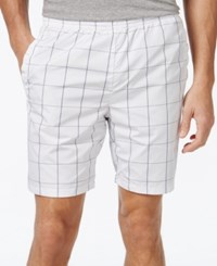 Tommy Hilfiger Men's Phil Reversible Shorts Classic White