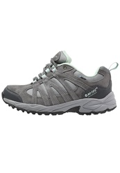 Hi Tec Hitec Alto Ii Wp Hiking Shoes Steel Grey Lichen