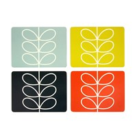 Orla Kiely Linear Stem Placemats Set Of 4