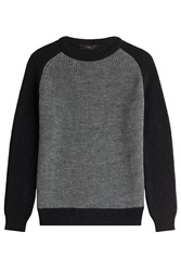 Iro Two Tone Pullover Multicolor