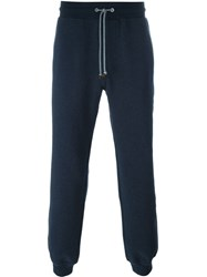 Brunello Cucinelli Classic Sweatpants Blue