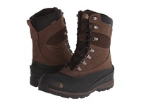The North Face Verbera Utility Detitasse Brown Tnf Black Men's Boots
