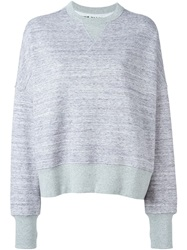 Haus Crewneck Sweatshirt Grey
