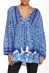 Raga Gypsy Blues Tunic