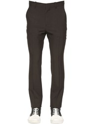 Marni Light Wool Gabardine Pants