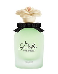 Dolce And Gabbana Floral Drops Eau De Toilette No Color