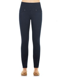 Spanx Firming Denim Leggings Indigo Wash