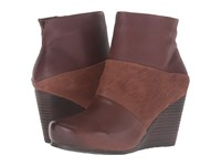 Otbt Dharma Acorn Women's Pull On Boots Brown