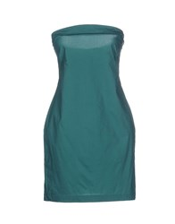 Gotha Dresses Short Dresses Women Dark Green