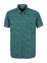 Racing Green Lyric Short Sleeve Shirt Green