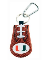 Game Wear Miami Hurricanes Keychain Team Color