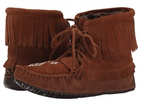 Manitobah Mukluks Harvester Moccasin Lined Copper Women's Boots Bronze