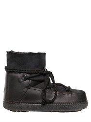 Inuikii 20Mm Classic Low Suede And Leather Boots