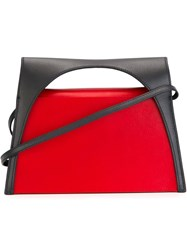 J.W.Anderson J.W. Anderson 'Moon' Tote Red