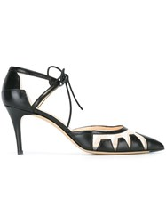 Bionda Castana 'Alexa' Pumps Black