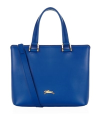 Longchamp Honore 404 Small Tote Blue