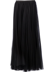 Marni Volume Maxi Skirt Black