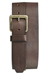 Men's A. Kurtz 'Locke' Leather Belt