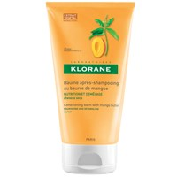Klorane Mango Butter Conditioning Balm For Dry Hair 150Ml