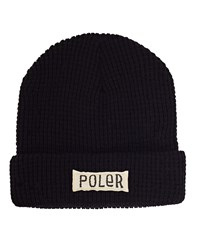 Poler Workerman Beanie Black