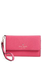 Kate Spade New York 'Cedar Street' Iphone 6 Leather Wristlet