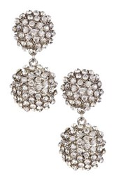 Amrita Singh Davis Earrings Metallic