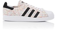 Adidas Men's Superstar '80S Primeknit Sneakers White