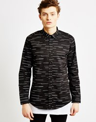 Publish Sabin Button Up Shirt Black