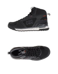 Helly Hansen Footwear High Tops And Trainers Men Black