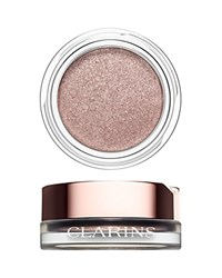 Clarins Ombre Iridescent Cream To Powder Eyeshadow 05 Silver Pink