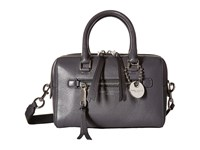 Marc Jacobs Recruit Small Bauletto Shadow Satchel Handbags Brown