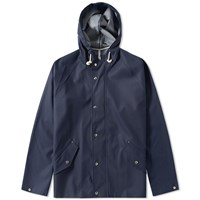 Norse Projects X Elka Anker Classic Jacket Blue