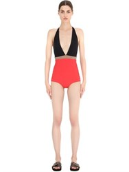 Frida Querida Audrey Reversible One Piece Swimsuit