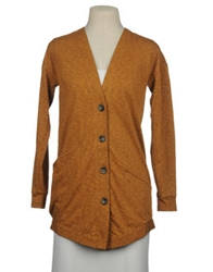 Ready To Fish Cardigans Camel