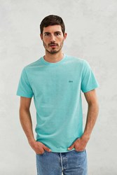 Lacoste Pique Tee Turquoise