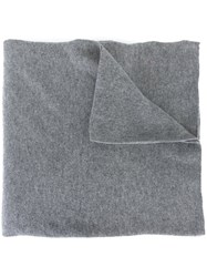 The Mercer N.Y. Cashmere Scarf Grey