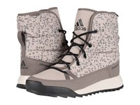 Adidas Cw Choleah Insulated Cp Tech Earth Vapour Grey Clear Brown Women's Cold Weather Boots Beige