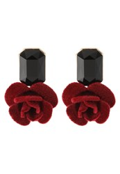 Aldo Oloiwen Earrings Bordo Bordeaux