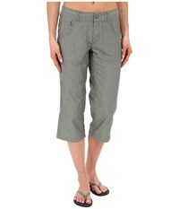 The North Face Horizon 2.0 Capris Sedona Sage Grey Women's Capri Gray
