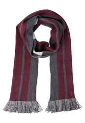 Joop Rik Scarf Dark Purple