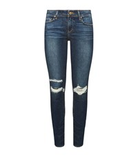 Paige Verdugo Ultra Skinny Distressed Jeans Female