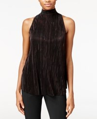 Rachel Roy Sleeveless Pleated Top Only At Macy's Doc Marten