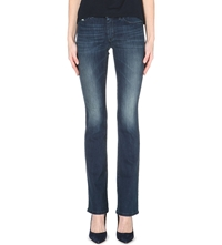 Diesel Doris Slim Fit Bootcut Stretch Denim Jeans