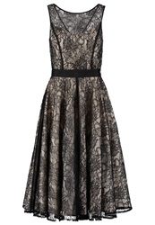Derhy Requin Cocktail Dress Party Dress Noir Black