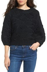 Somedays Lovin Women's Back At The Ranch Crop Sweater