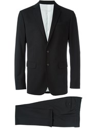 Dsquared2 Classic Two Piece Dinner Suit Black
